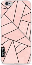 Casetastic Softcover Apple iPhone 6 / 6s - Rose Stone