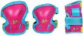 Powerslide Rolschaatsen - Maat One sizeKinderen - roze/blauw -Kinderen van 120cm tot 140 cm