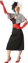 Cruella� Disney kostuum voor vrouwen  - Verkleedkleding - Large