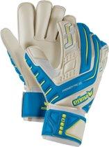 Erima Premier Pro 3.0 Keepershandschoenen Wit/blauw Maat 11,5