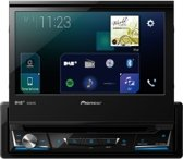 Pioneer AVH-Z7000DAB Autoradio DAB Klapscherm CD, DVD, Bluetooth, Carplay en Android - 1-din