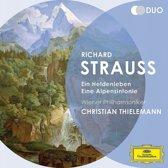 Ein Heldenleben/Alpensinfonie (Duo Series)