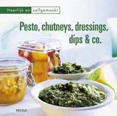 Pesto, chutneys, dressings, dips & co.