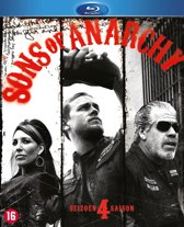 Sons Of Anarchy - Seizoen 4 (Blu-ray)