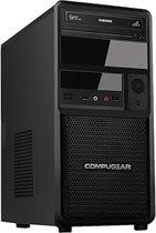 COMPUGEAR Deluxe DC8400-8SH-G1050 - Core i5 - 8GB RAM - 120GB SSD - 1TB HDD - GTX 1050 - Desktop PC