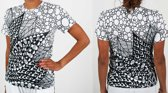 Bones Sportswear Dames T-shirt Essential maat XL