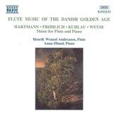 Flute Music of the Danish Golden Age / Andreasen, Oland