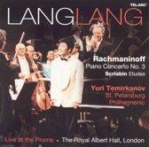 Rachmaninov: Piano Concerto no 3;  et al / Lang Lang, et al