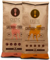 Celtic Connection - Chicken/Salmon - Mix Pack - 2x 12Kg
