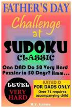 Father's Day Sudoku Challenge - Very Hard