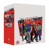 Big Bang Theory Seizoen 1 t/m 11 (Import)