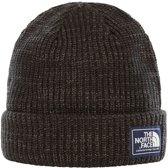 The North Face Salty Dog Beanie Unisex Muts - Tnf Black - One size