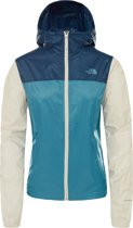 The North Face Cyclone Jacket Jas Dames - Storm Blue / Blue Wing Teal