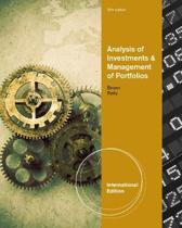 Analysis of Investments and Mangement of Portfolios, International Edition (with Thomson ONE - Business School Edition and Stock-Trak Coupon)