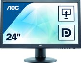 AOC E2475PWJ - Full HD Monitor