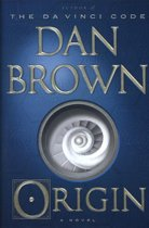 Boek cover Origin van Dan Brown