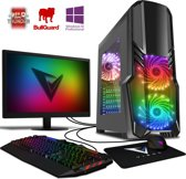 Vibox Gaming Desktop Centre 4.38 - Game PC