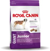 Royal Canin Giant Junior - Puppyvoer - 15 kg