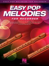Easy Pop Melodies For Recorder
