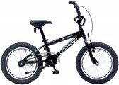 Bike Fun Cross Tornado -  - Unisex - Zwart - 16 Inch