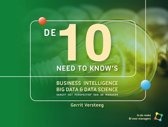 De 10 need to knows rond Business Intelligence