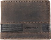 Chiemsee - Parker - trifold wallet - dark brown