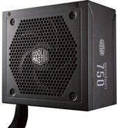 Cooler Master MasterWatt 750 power supply unit 750 W ATX Zwart
