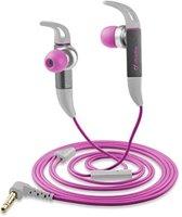 Cellularline KITESPORTP In-ear Stereofonisch Bedraad Grijs, Roze mobiele hoofdtelefoon