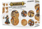 Warhammer Age of Sigmar Shattered Dominion 40mm & 65mm round bases