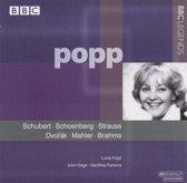 Lucia Popp Sings Schubert, Schoenberg, Strauss, Dvorak, Mahler, Brahms