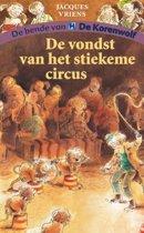 De bende van de Korenwolf 4 - De vondst van het stiekeme circus