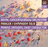 Symphony No.8 Sacd + Bluray