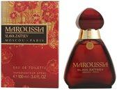 PROMO 2 stuks MAROUSSIA eau de toilette spray 100 ml
