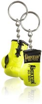 Gloves Keychain-yellow