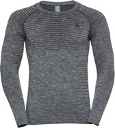 Odlo Bl Top Crew Neck L/S Performance Light Heren Sportshirt