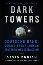 Boek cover Dark Towers van David Enrich (Onbekend)