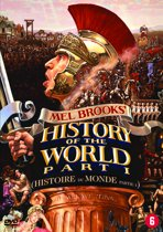 DVD cover van History Of The World - Part 1