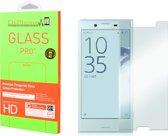 DrPhone - Sony Xperia XA glazen Screen protector Tempered Glass 2.5D 9H (0.3mm)