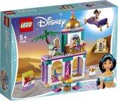 LEGO Disney Aladdins en Jasmines Paleisavonturen - 41161