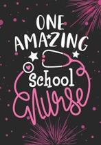 One Amazing School Nurse