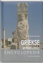 Geillustreerde Griekse mythologie encyclopedie