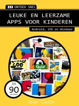 Leuke en leerzame apps voor kinderen