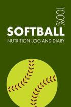 Softball Sports Nutrition Journal
