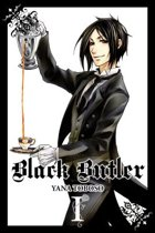 Black Butler #1