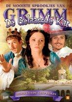 De Gelaarsde Kat (dvd)