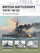 British Battleships 1914-18 2