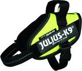 Julius K9 IDC Powertuig/Harnas - Mini-mini/40-53cm - XS - Neon Groen