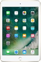 Apple iPad Mini 4 - WiFi - Wit/Goud - 128GB - Tablet