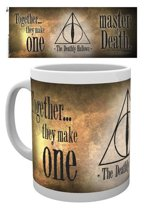 Harrie Potter Deathly hallows Mok
