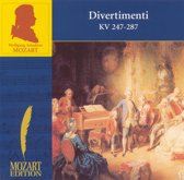Mozart: Divertimenti KV 247 & 287